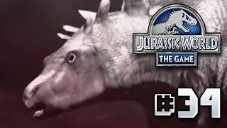 getlinkyoutube.com-Stegosaurs did WHAT!?? || Jurassic World - The Game - Ep 34 HD