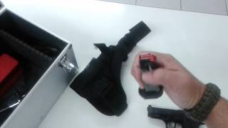 getlinkyoutube.com-Pistola .380 Taurus Pt 58 hc plus .