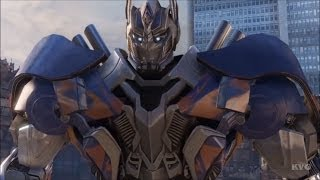 getlinkyoutube.com-Transformers: Rise of the Dark Spark - All Cutscenes | Movie [HD]