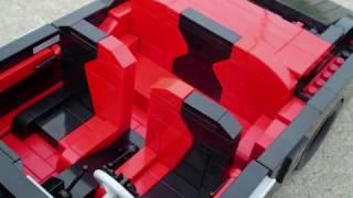 LEGO Car Collection 2008-2009