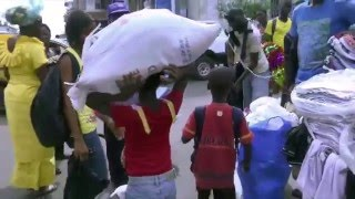 AFTV5 Reporting in Liberia
