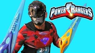 Power Rangers Super Combo Rainbow Ranger ! || Toy Reviews || Konas2002