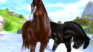 getlinkyoutube.com-Star Stable —  Shire horse