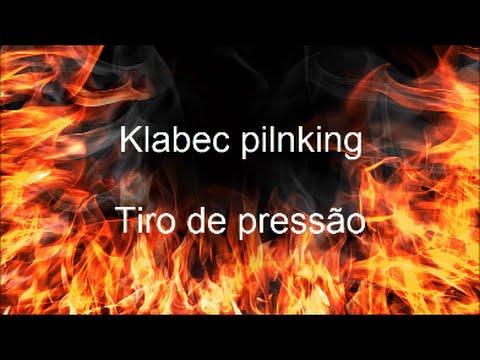 Klabec Plinking, Tiro de pressão, Pistola de pressão Beeman p17 tiro