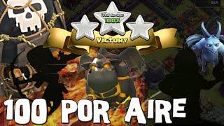 getlinkyoutube.com-El ataque con globos perfecto   Ataques #14   Descubriendo Clash of Clans
