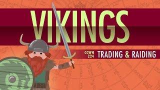 getlinkyoutube.com-The Vikings! - Crash Course World History 224