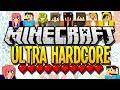 Ultra Hardcore Minecraft with LDShadowLady! (UHC Minecraft)