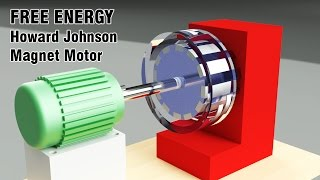 getlinkyoutube.com-Free Energy Generator - Magnetic Motor 2017 - Permanent magnet motor