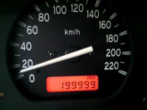 Пробег в 200 000 км Rover 25