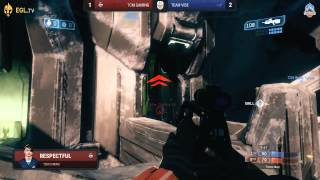 HCS - Battle of Europe : Team Vibe vs TCM Gaming - Map 4