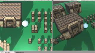 getlinkyoutube.com-Unity Isometric Pixels in 3D
