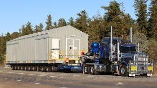 getlinkyoutube.com-Heavy Haulage Australia's Mega Truckers Triple Treat,Big Dog 1,Heavy 5 & Bandit 5