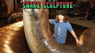 getlinkyoutube.com-Biggest Snake in the World!