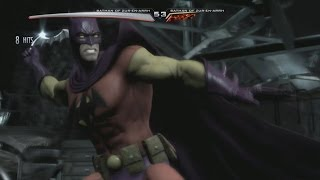 getlinkyoutube.com-Injustice: Gods Among Us - Batman - Collection of Costumes / Skins *MOD* (HD)