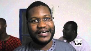Dr Mamadou Habib Diallo lors de la Rupture du jeune au siege du Parti Jamaa