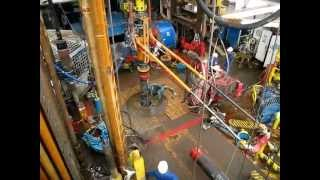 getlinkyoutube.com-1 Actual Casing Drilling Offshore