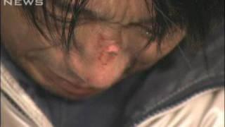 getlinkyoutube.com-知人2人の遺体確認受け、片山右京さんが号泣会見(09/12/19)