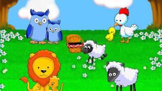 getlinkyoutube.com-Reader Rabbit Toddler - Part 2: Baby Basket Bingo