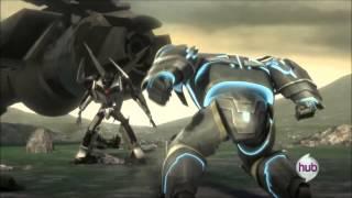 getlinkyoutube.com-Transformers Prime Beast Hunters: Top 10 fights
