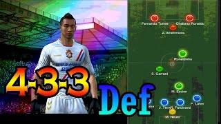 getlinkyoutube.com-FIFA Online3 - บอลสบายๆสไตล์ 4-3-3 #รับดีมีทอง