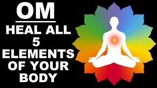 TRANSCENDENTAL OM MEDITATION: 5 ELEMENTS / PANCH-BHOOT MANTRA : VERY POWERFUL