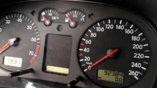 getlinkyoutube.com-VW Golf 4 service insp reset,VW Golf 4 service reset, VW Golf 4 oil service reset