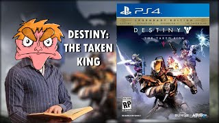 getlinkyoutube.com-I HATE DESTINY: THE TAKEN KING - So Close, Yet so Far