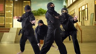 getlinkyoutube.com-Ninja Training with Eric Koston, Trevor Colden, Dane Burman, & Ishod Wair
