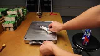 Leaf Battery Disassembly Part 1