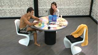 getlinkyoutube.com-Danielle Murphree depressed and is pissed at Ian Terry. (Big Brother 14)