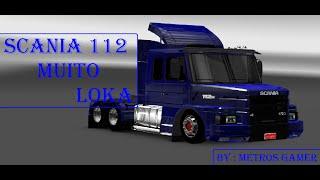 getlinkyoutube.com-Euro Truck Simulator 2 :Mod SCANIA 112