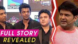 Kapil Sharma Hit Sunil Grover With A Shoe | Full Story Revealed