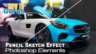 Photoshop How To Change Color of Object : Colorize White Car Photoshop CC 2018 CS6 CS5 Tutorial