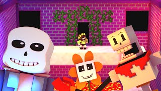 getlinkyoutube.com-Minecraft | HOW TO PLAY UNDERTALE IN MINECRAFT! Undertale Mod Showcase!