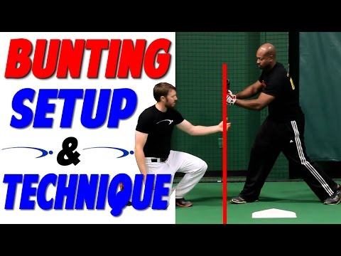 Baseball Bunting Series | Setup and Technique | Video 1 of 3 (Pro Speed Baseball)