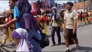getlinkyoutube.com-Pawai Barongan - Festival Barong Nusantara 3 Kab. Blora 2016