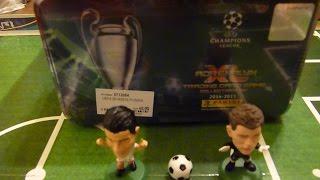 getlinkyoutube.com-Extra puszka - Champions League 2014/15 - Adrenalyn xl - TIN - karty Panini
