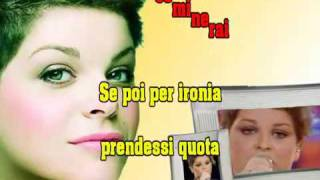 getlinkyoutube.com-KARAOKE Stupida Alessandra Amoroso