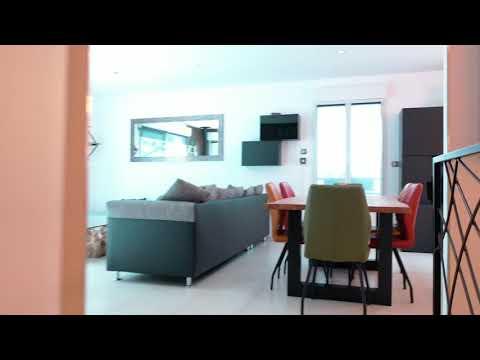 Maison individuelle F6 à SIERCK LES BAINS avec 3 chambres