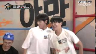 [ENGSUB] 150629 BTS Bangtan Boys - Girl group dance