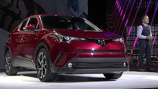 getlinkyoutube.com-2018 Toyota CH-R unveiled at 2016 LA Auto Show