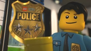 Lego City Police Stories  Episodes 1 - 6