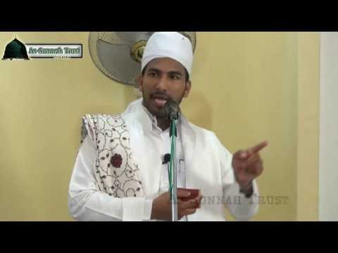 Hijrath (Migration from  Mekkah to Medina) - Moulavi Fazlan Jazooli