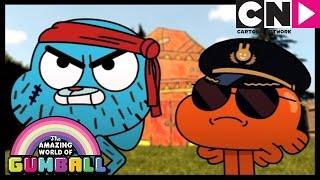 getlinkyoutube.com-Ninja George II   The Amazing World of Gumball   Cartoon Network