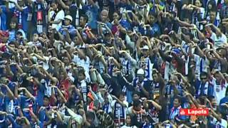 getlinkyoutube.com-Aremania Attraction - Salam Satu Jiwa