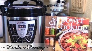 getlinkyoutube.com-~Power Pressure Cooker XL Canning Session With Linda's Pantry~
