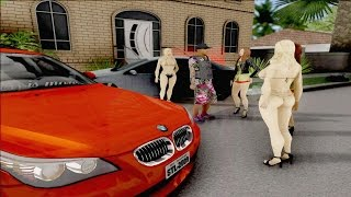 getlinkyoutube.com-GTA SA ♠  ROLE OSTENTAÇÃO DE BMW CURTINDO MC DALESTE ♠ MUSICAS FODAS ♣