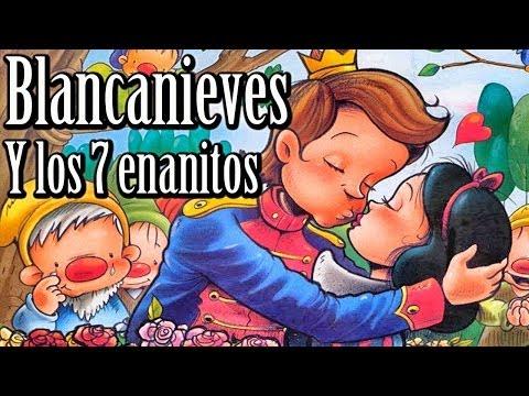 Blancanieves y los 7 enanitos - Cuentos Infantiles Clásicos para Niños #