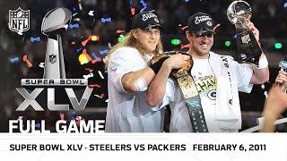 getlinkyoutube.com-Super Bowl XLV | Packers vs. Steelers (FULL GAME) | NFL