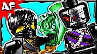 getlinkyoutube.com-HOVER HUNTER 70720 Lego Ninjago Rebooted Stop Motion Set Review